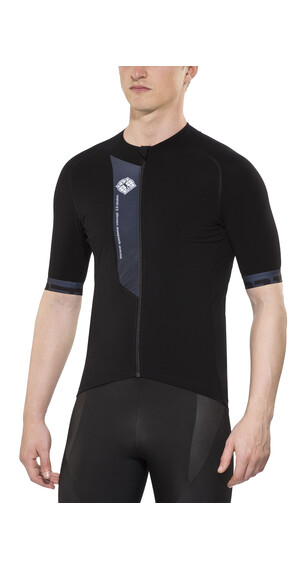 Bioracer Stratos 2.0 Short Sleeve Jersey Men Black